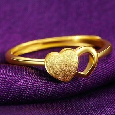 黄金戒指戴法的含义