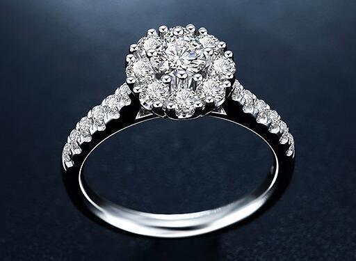 戴订婚戒指的含义