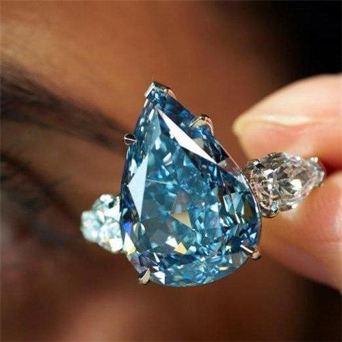 蓝钻石怎么买
