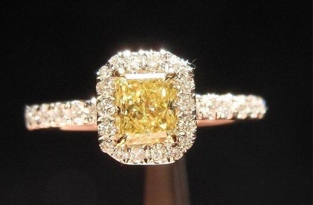 钻石颜色怎么选择
