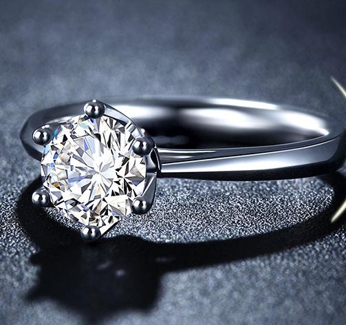 钻石戒指的价格