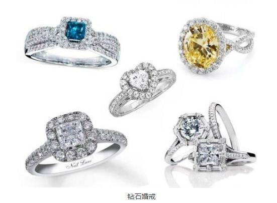 世界上第一枚订婚戒指