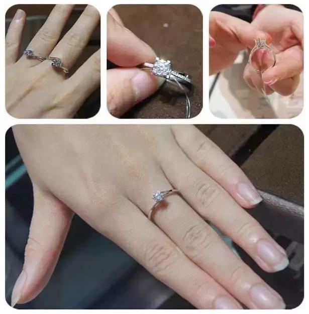 怎样根据手型挑戒指