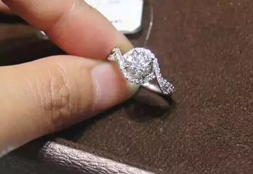 戒指款式的选择