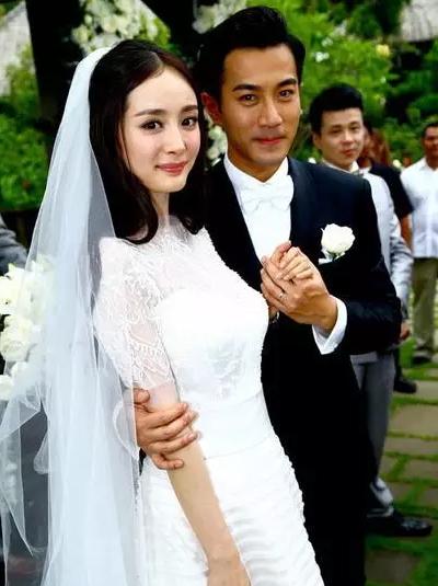 杨幂刘恺威结婚戒指