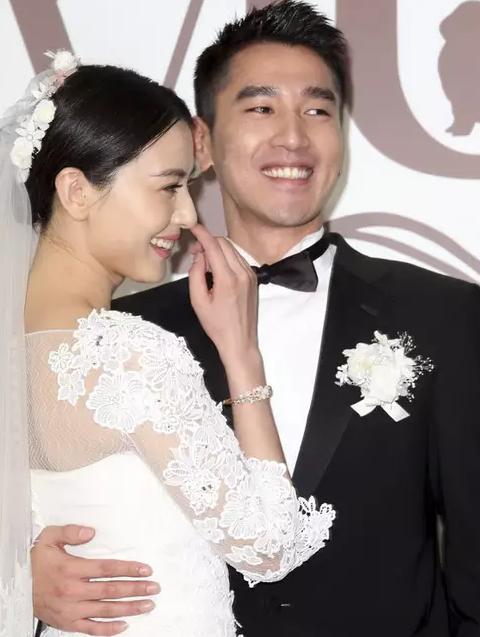 高圆圆赵又廷结婚戒指