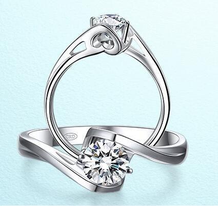 钻石女戒怎么买
