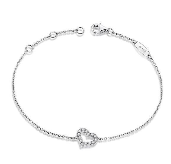 六福珠宝钻石手链怎么样