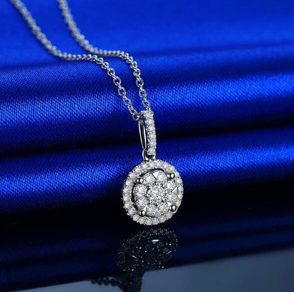 钻石项链保养的方法