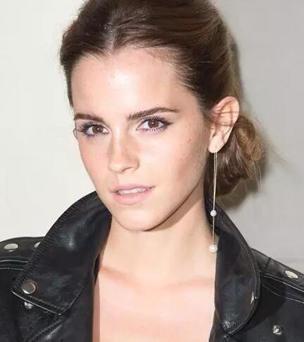Emma的耳环时尚搭配
