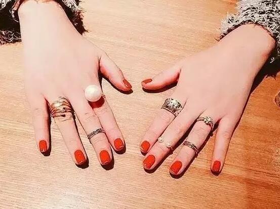 如何花式混搭戒指