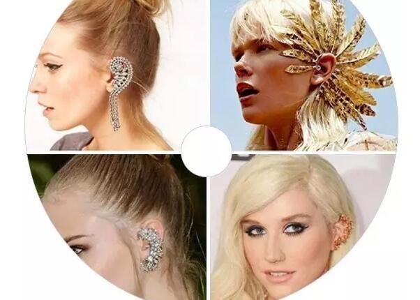 Ear Cuff全耳式耳环
