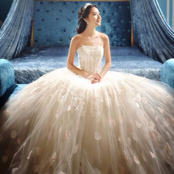 婚纱怎么选