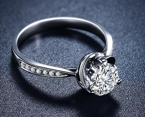 金至尊钻石戒指怎么样