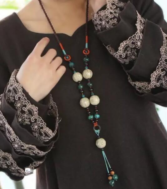 领型与项链的搭配技巧