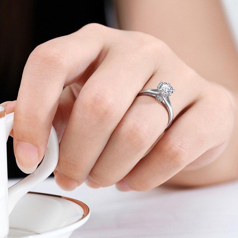 结婚钻戒定制