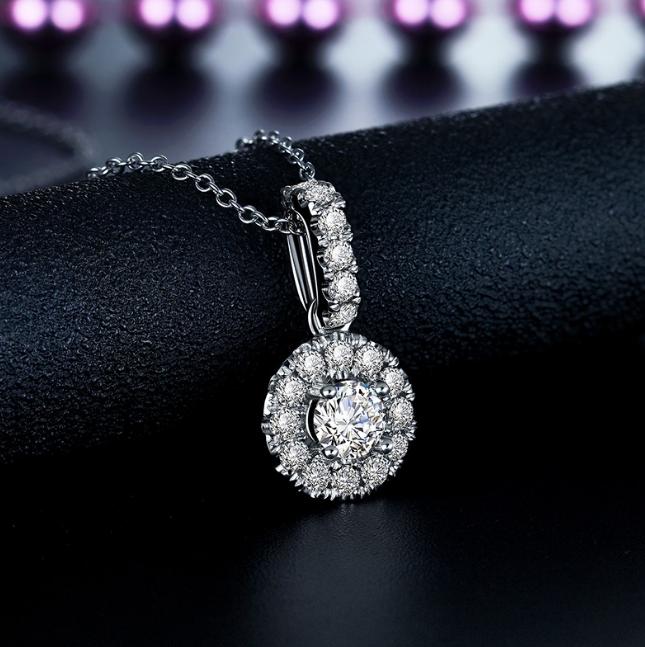 钻石项链品牌哪个好