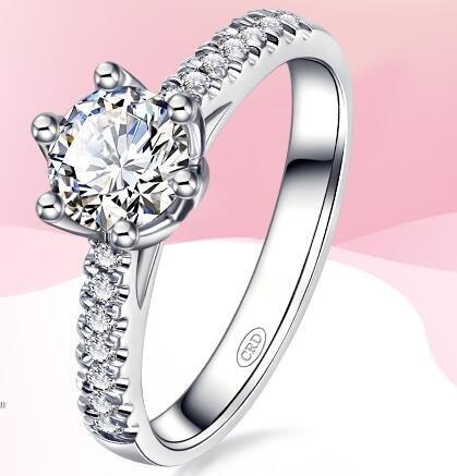 13000元能买多大的钻戒