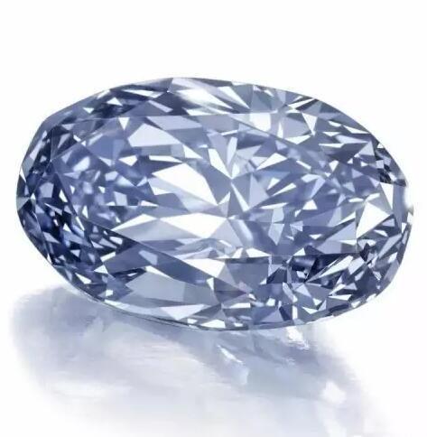 彩蓝钻石怎么鉴定真假