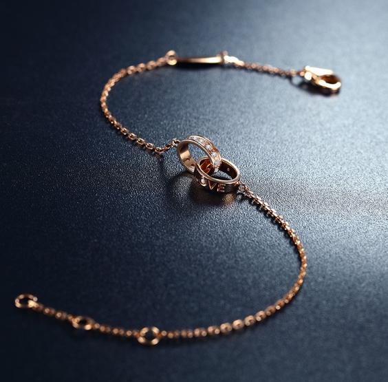 钻石手链款式有哪些