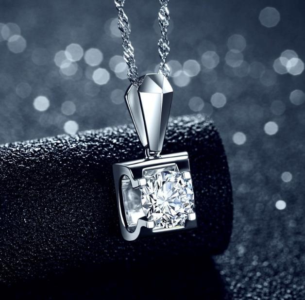 钻石吊坠款式