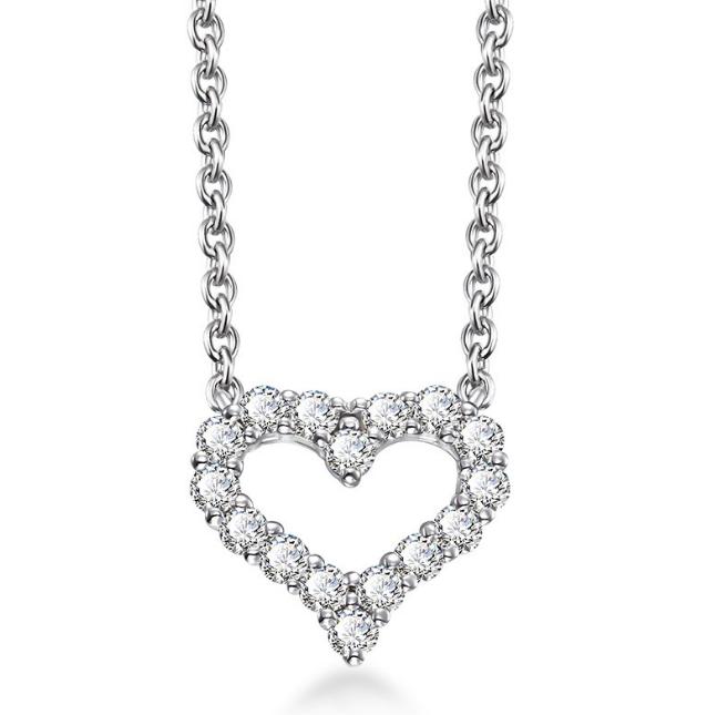 钻石项链挑选