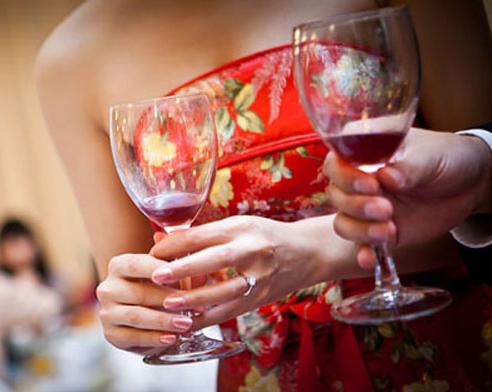 结婚婚宴敬酒礼仪