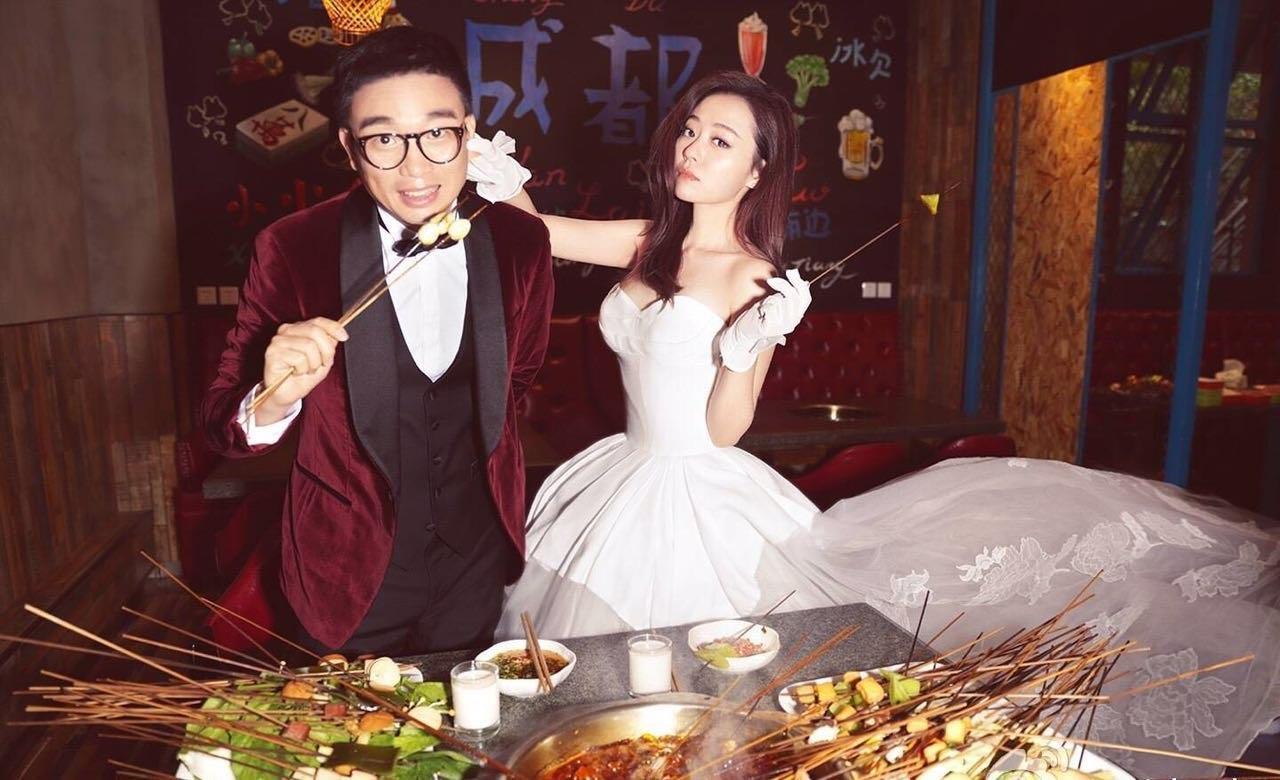简单的婚礼仪式