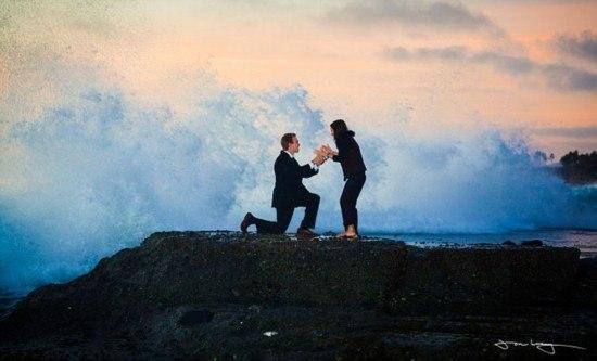 什么场所适合求婚