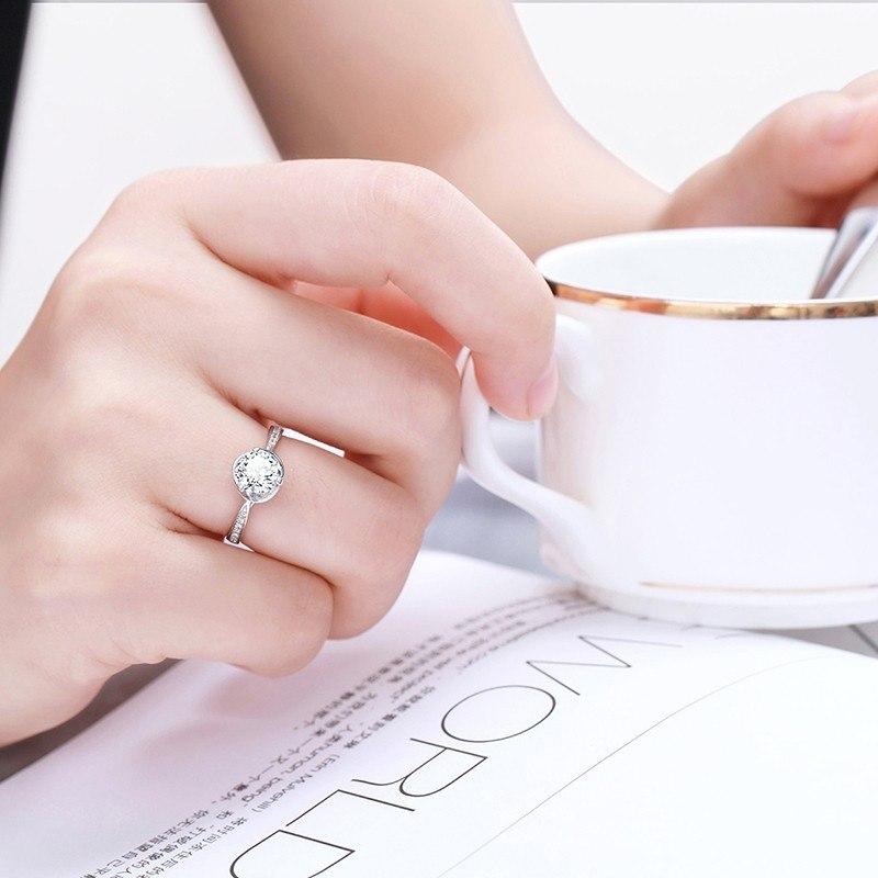 结婚钻戒一般多少克拉