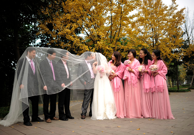 结婚闹洞房节目