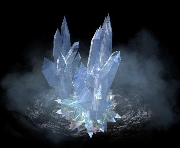 什么是水晶