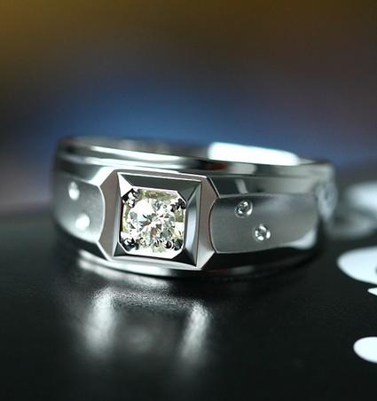 结婚时男方戒指谁买