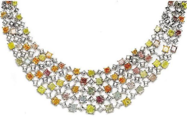 彩钻珠宝首饰