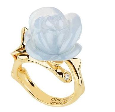 玫瑰金戒指有哪些好看款式
