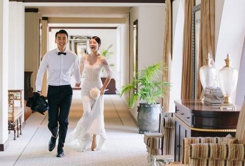 新娘婚礼表白