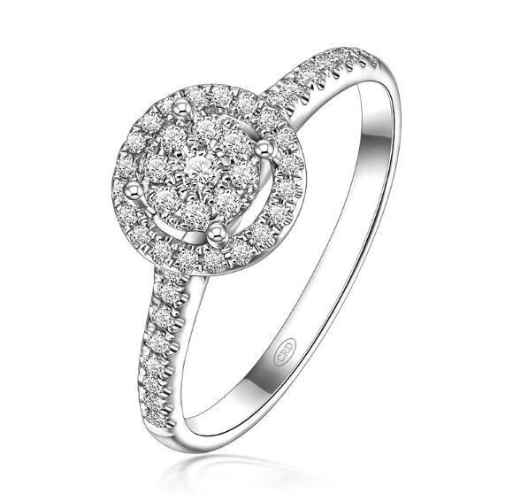 钻石戒指保养