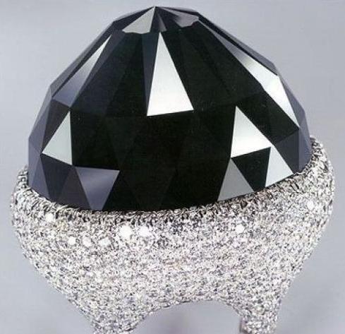 黑色钻石是什么