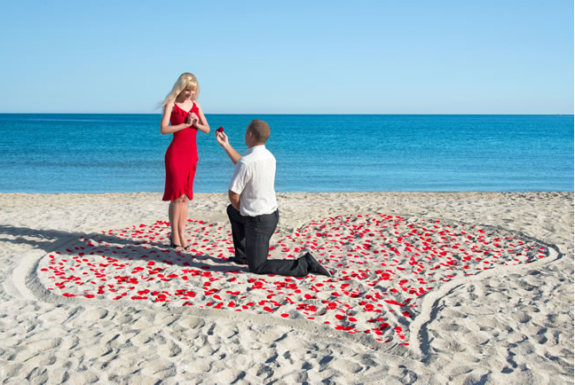2017年情人节求婚创意哪个好