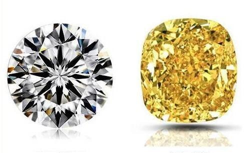 黄钻和白钻哪个更保值
