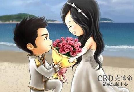 中西方求婚方式