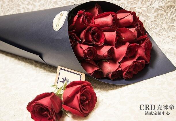 送女朋友玫瑰花多少朵合适