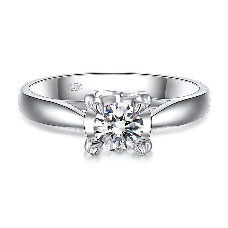戒指 挑选求婚钻戒的三大步骤