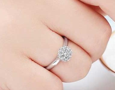 中指戴戒指的意义有哪些图片
