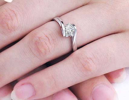 食指戴戒指的意义有哪些图片