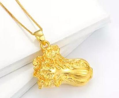 吉祥寓意的黄金首饰
