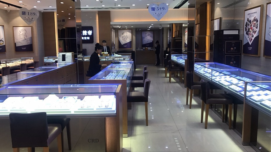 CRD克徕帝西安钟楼店