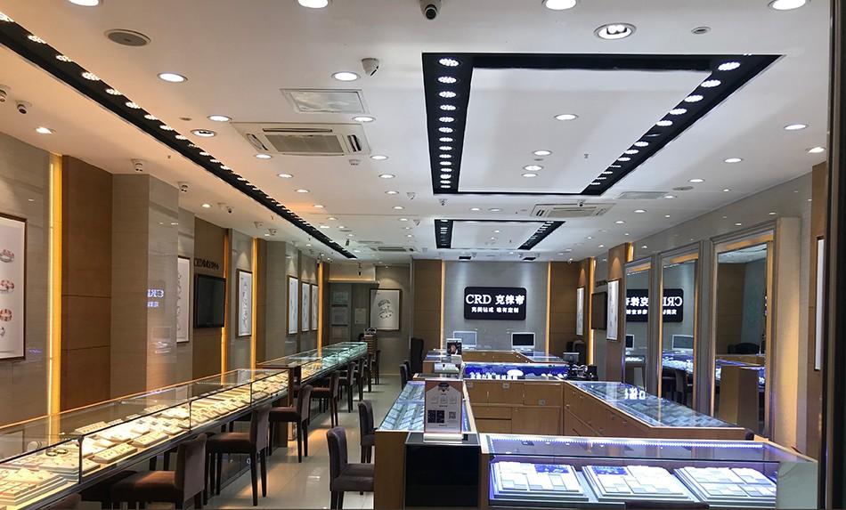 CRD克徕帝太原迎泽柳南店