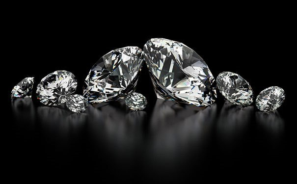 世界知名的黑色钻石