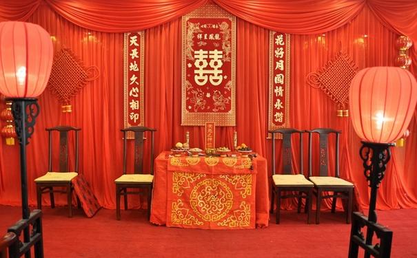 文化差异之中式婚礼和西式婚礼的区别图片